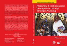 The Local Economic Development Series Promoting Local Economic Development throu… Portland Cement, Strategic Planning, Economic Development, The Locals, Promotion