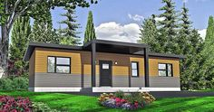 We build custom modular homes according to what our customers want! Our approach to custom prefab building works extremely well for home additions/extensions. Custom Modular Homes, Prefab Buildings, House Extensions, Home Additions, Prefab Homes, New Builds, Tiny House, Garage Doors, House Styles