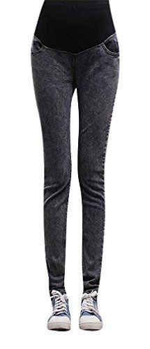 MTRNTY Womens Maternity Casual High Elastic Waist Comfortable Skinny Jeans Xlarge *** To view further for this item, visit the image link. Note: It's an affiliate link to Amazon.