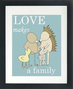 adoption - I love this print!