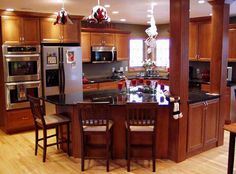 Modern And Traditional Kitchen Island Ideas You Should See 2