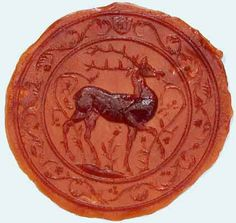 This beautiful stag is printed on to a delicious translucent quince paste, known in the seventeenth century as quiddany or cotoniack.