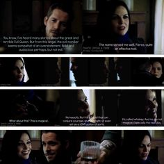 """Once Upon A Time 3x15 """"Quiet Minds"""" ❤❤❤Regina and Robin❤❤❤ #OUAT #EvilRegals #OutlawQueen"""