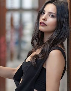 Hazal Filiz Küçükköse Turkish Beauty, Turkish Actors, True Beauty, Bellisima, Actors & Actresses, Style Inspiration, Long Hair Styles, Celebrities, Lady