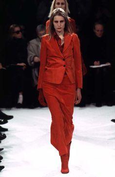 Ann Demeulemeester - Fall / Winter 1996 | Kirsten Owen