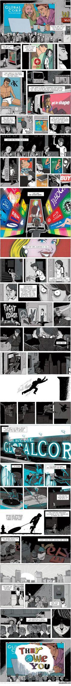 New Bansky comics