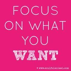 Focus On .