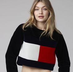 Groots fashion nieuws voor model Gigi Hadid Kijk maar >>  #TommyxGigi #fall2016