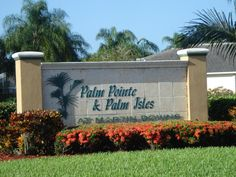 Palm Pointe and Palm Isles October 2016 Market Report