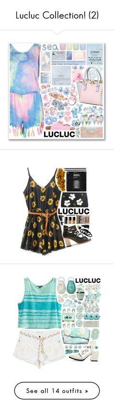 """""""Lucluc Collection! (2)"""" by arierrefatir ❤ liked on Polyvore"""