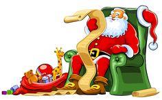 MARCOS GRATIS PARA FOTOS: SCRAP santa claus, Saint Nicholas, Father Christmas, para diseño, en formato PNG