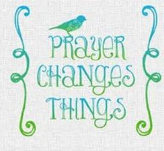 NewLifeWomenIHS: Prayer Changes Things