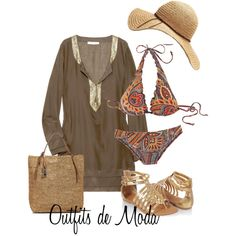 """""""Playa!!!"""" by outfits-de-moda2 on Polyvore"""