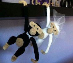 Kaj Bojesen aber som brud og gom