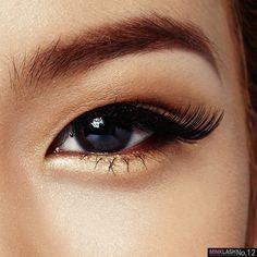 #tinyg #mint #falselashes #eyelashes #minklash #darlingyou  #타이니지 #민트 #속눈썹 #밍크래쉬 #12호 #달링유 k-beauty human hair eyelash [minklash NO.1]