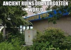 Ancient Ruins Of A Forgotten World