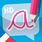Montessori* Letter Sounds in French is a French language app to get children ready for reading.