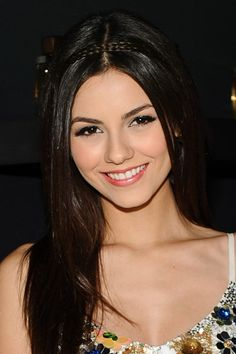 Summer Hairstyles for Long Hair   Victoria Justice For hair that doesn't respond to humidity, add a simple headband braid an inch behind the hairline for a breezy, casual look.