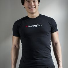 Men's Loving Day T-Shirt