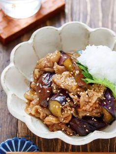 なすと豚バラの甘酢照り焼き*おろし添え【#作り置き】 by Yuu | レシピサイト「Nadia | ナディア」プロの料理を無料で検索