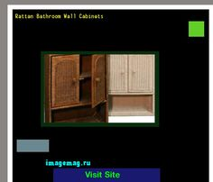 Rattan Bathroom Wall Cabinets 171849 - The Best Image Search