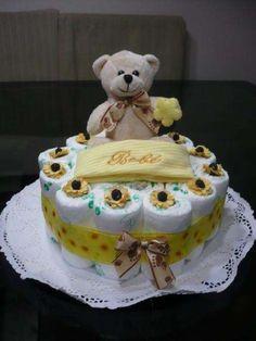 tarta de pañales - Buscar con Google