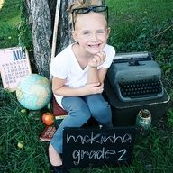 Creative Ideas For Back-To-School Pictures