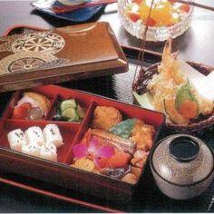 Ushiwaka Bento