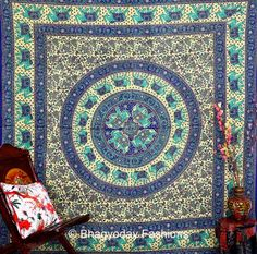 Textile Shop: OFFER ONLY 3 DAY'SHippie Hippy Wall Hanging , Ind...