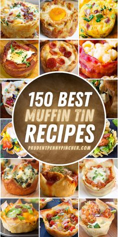 Quick Meals For Kids, Cheap Easy Meals, Lunch Recipes, Cooking Recipes, Easy Recipes, Delicious Recipes, Tasty, Yummy Food, Muffin Tin Recipes