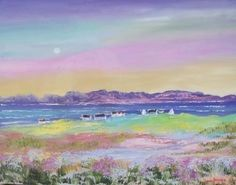 (14) LinkedIn South African Art, Painting Videos, Landscape Art, Cottages, Nature, Cabins, Naturaleza, Country Homes, Cottage