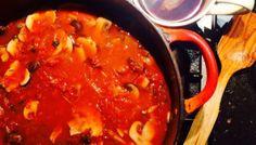 Mushroom & Tea Bourgignon, 41p (VEGAN)