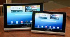 Approdano in Italia i nuovi Tablet Lenovo Yoga da 8 e 10 pollici  #lenovo #tablet #android