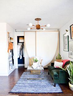 Desert Nomad Bedroom Makeover Reveal