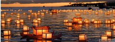 Peaceful,  Hopeful, peace, hope, floating on water  - facebook cover photo, fb covers