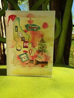 Idaho-ho-ho-ho - send a little merriment from the Gem State! Chiquelixo.com