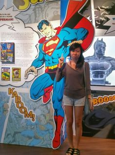 """Superman: """"Too tall for me"""""""