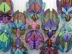 bugs by Wanda's Designs, via Flickr