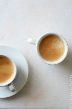 I love my coffee, but it's one of those things that I try not to have every day. I like to think of coffee as an indulgence…not quite on par with triple-layer chocolate cake or lasagna, but still s...