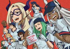 Read ⚾Beisball ⚾ from the story 💚Doujinshis de Boku no hero academia💚 by Manufujoshi (Manuela Otaku) with reads. Boku No Hero Academia Funny, My Hero Academia Episodes, Buko No Hero Academia, My Hero Academia Memes, Hero Academia Characters, My Hero Academia Manga, Fictional Characters, Me Anime, I Love Anime
