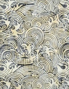 » Hokusai's Waves Timeless Treasures
