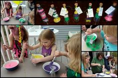 Honey Pot turned four this week! She chose Peter Pan for her party theme, as it is one of her favorite books and movies right now. Fairy Birthday, 5th Birthday, Birthday Ideas, Colored Sand Art, Peter Pan Party, Summer Fair, Tinkerbell Party, Party Themes, Party Ideas