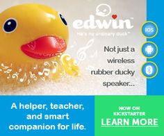 Tri Cities On A Dime: THINK CHRISTMAS - EDWIN THE DUCK - SMART CHILDREN'...