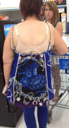 Bras at Walmart - Funny Pictures at Walmart