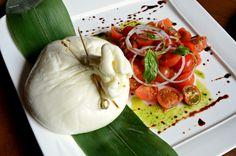 The Biggest Burrata I ate in HK @ DiVino Wine Bar & Restaurant