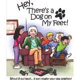 Hey, There's a Dog on My Feet! children's #kindle book (free download 9/23/15)