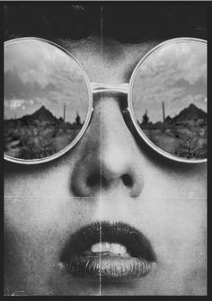 vintage black and white photography. reflection sunglasses woman vintage black and white photography. Black N White, Black And White Pictures, White Style, Portrait Photography, Fashion Photography, Photography Ideas, Photography Gallery, Inspiring Photography, 1970s Photography