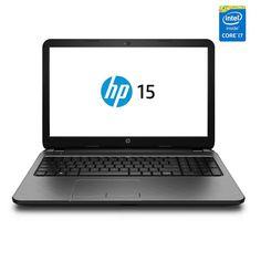 Te presentamos el Portátil HP 15-R204NS Intel Core i7 L3R85EA con procesador Intel® Core® i7, 4GB de RAM y 1TB de disco duro. Todo lo que necesitas. 650,20€