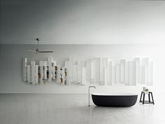 Kub Basin Minimalist Bathroom Sink With An Almost Surreal - Almost invisible minimalist kub bathroom sink by victor vasilev