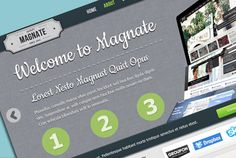 Magnate All Themes, Templates, Free, Business Magnate, Window Glass, Stencils, Vorlage, Models
